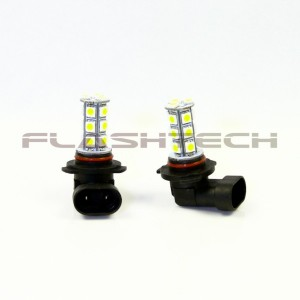 flashtech Flashtech H10 / 9145 18 SMD Led FOG Light bulb SMD FTH10-18W