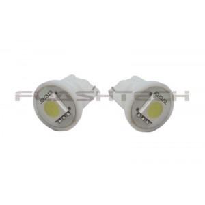 flashtech Flashtech T10 1 SMD Led bulb: White 1 SMD FTT10-1W