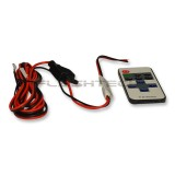 Flashtech RF Wireless Remote Control Mini Dimmer For Single Color LED  5V-24V