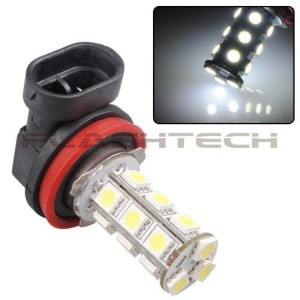 flashtech Flashtech H11 18 SMD Led FOG Light Bulb SMD FTH11-18W