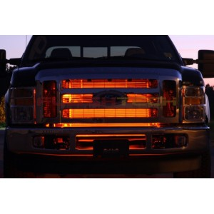 flashtech Flashtech fusion RGB Universal LED Grille Lighting Kit Pre Made Kits FTRGB-GRILLE