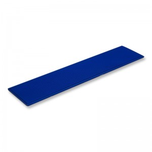 flashtech Colored Light Bar Lens Cover: 11in Blue Blue FTBLC-11B