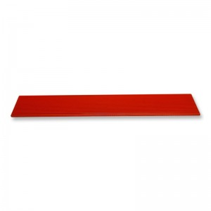 flashtech Colored Light Bar Lens Cover: 31in Red Red FTBLC-31R