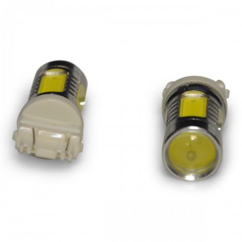 Flashtech 7 5w High Power Led For Light Bulbs 3157 Bulb Size