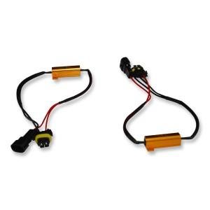 flashtech Flashtech 9005/9006/H10 50W Resistor Harness Headlight FT90056H10-50WRH