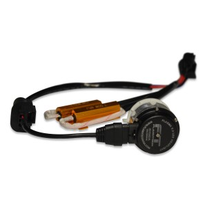 flashtech Flashtech H13 50W Resistor Harness Headlight FTH1350WRH