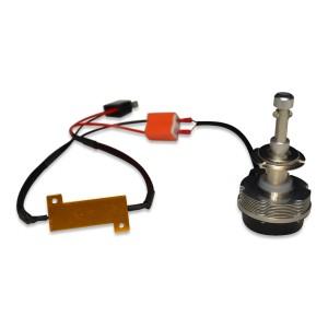 flashtech Flashtech H7 50W Resistor Harness Headlight FTH750WRH